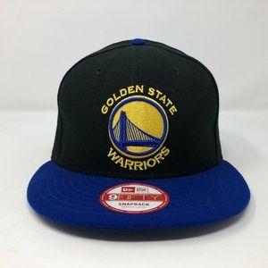 Golden State Warriors New Era 9FIFTY Snapback Hat